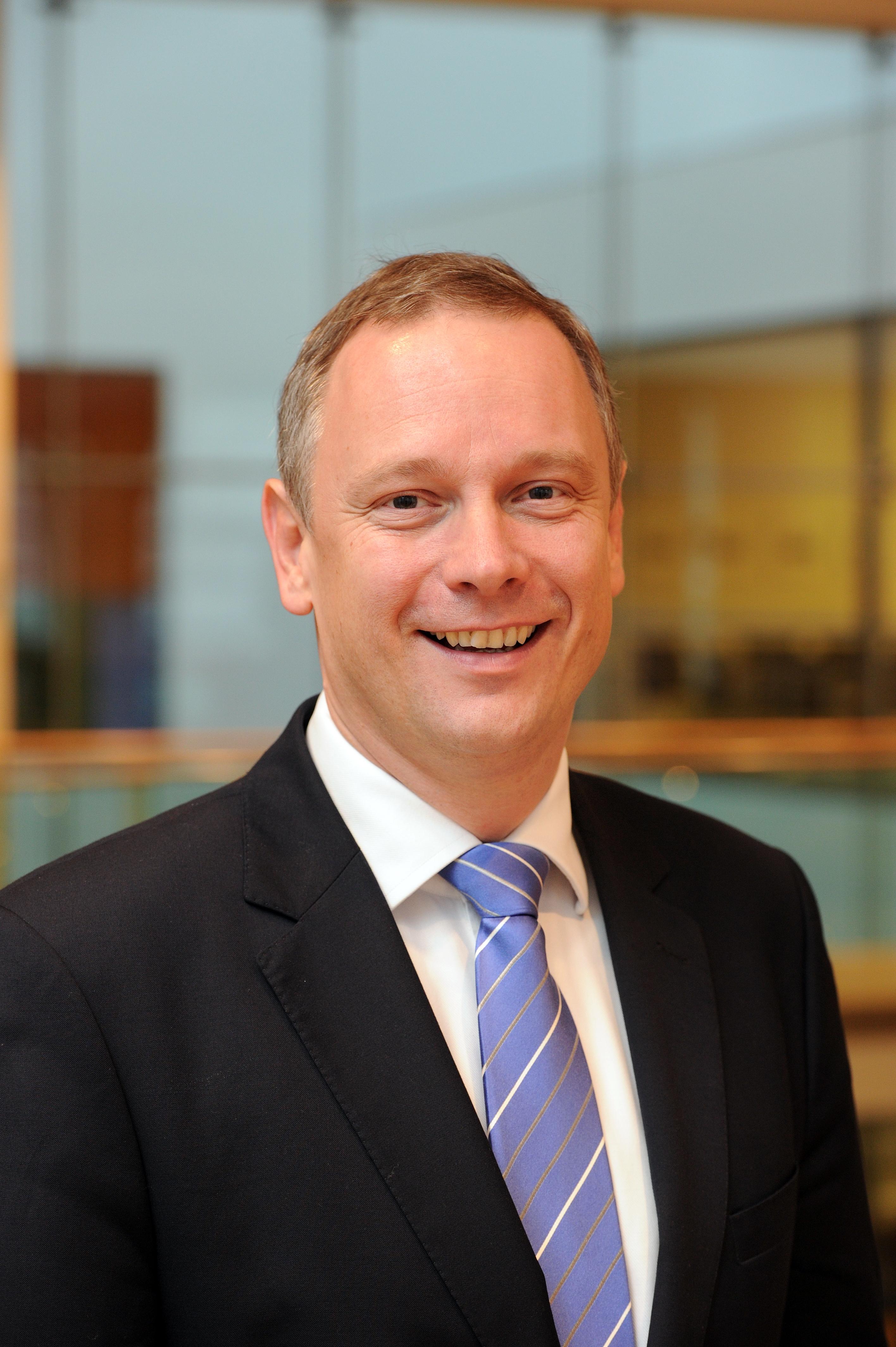 Georg Fahrenschon, DSGV-Präsident