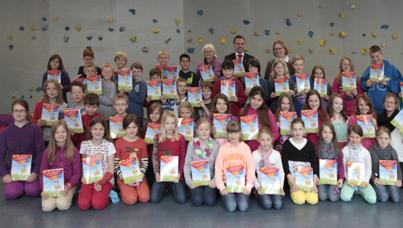 Westfalen-Rätselbuch für alle Drittklässler in Witten