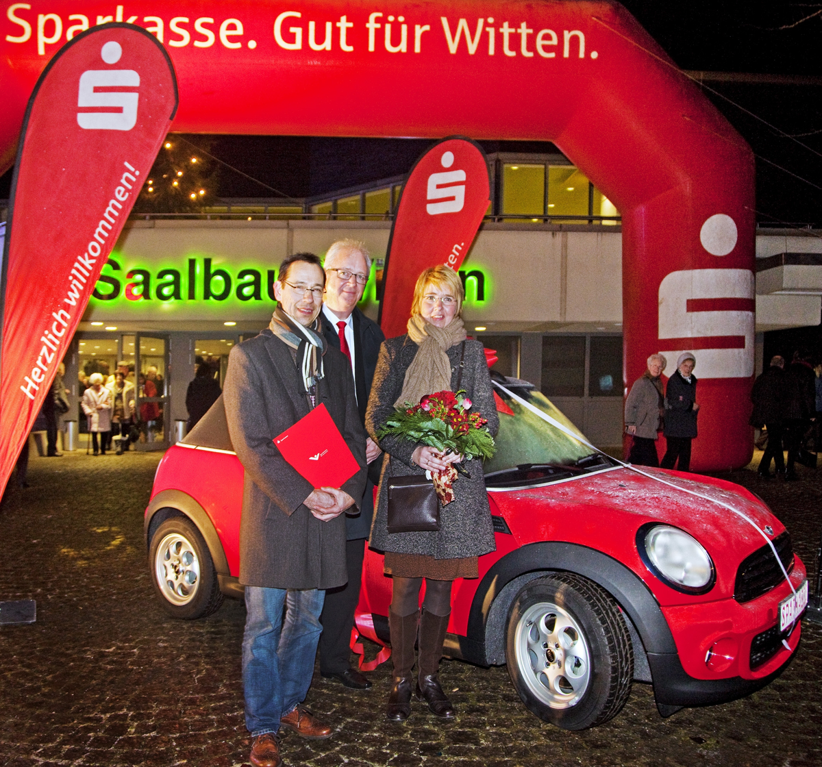 Sparlotterie-Gala am 13.12.2013