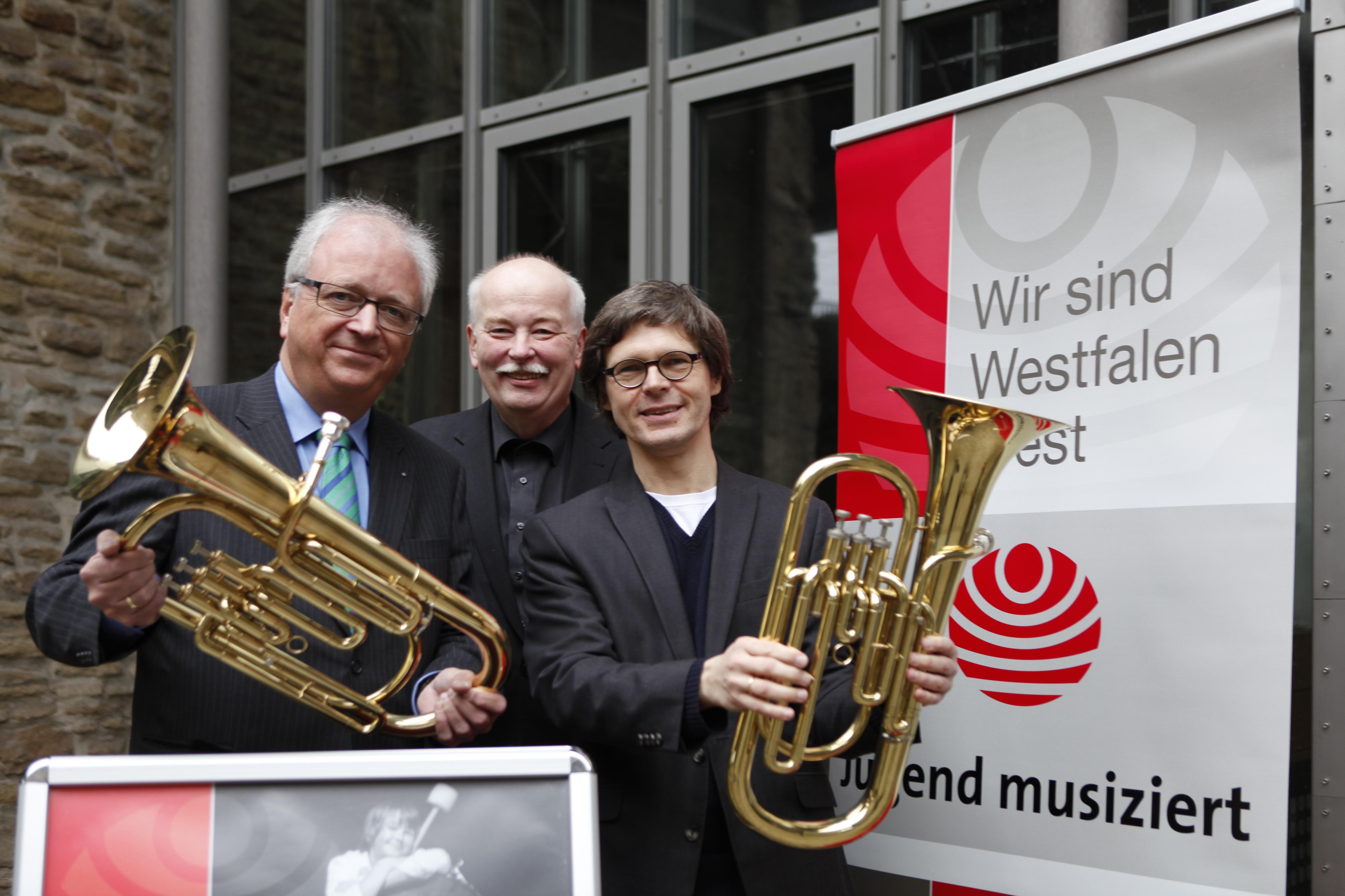 """Start von """"Jugend musiziert 2014"""""""