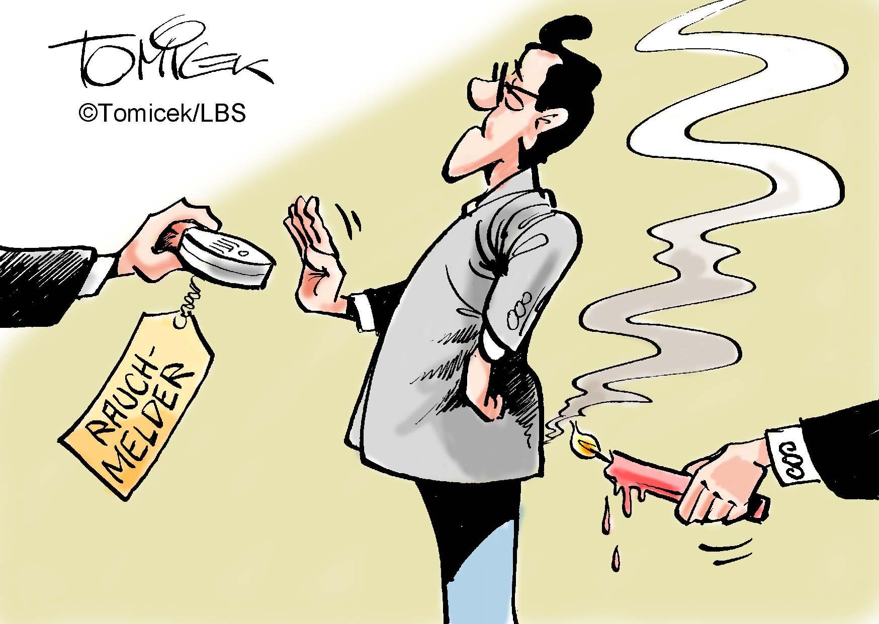 Rauchmelder für alle
