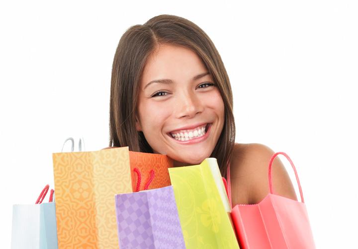 Das Einkaufen per Internet wird immer beliebter