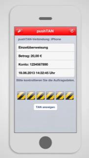 Die pushTAN-App