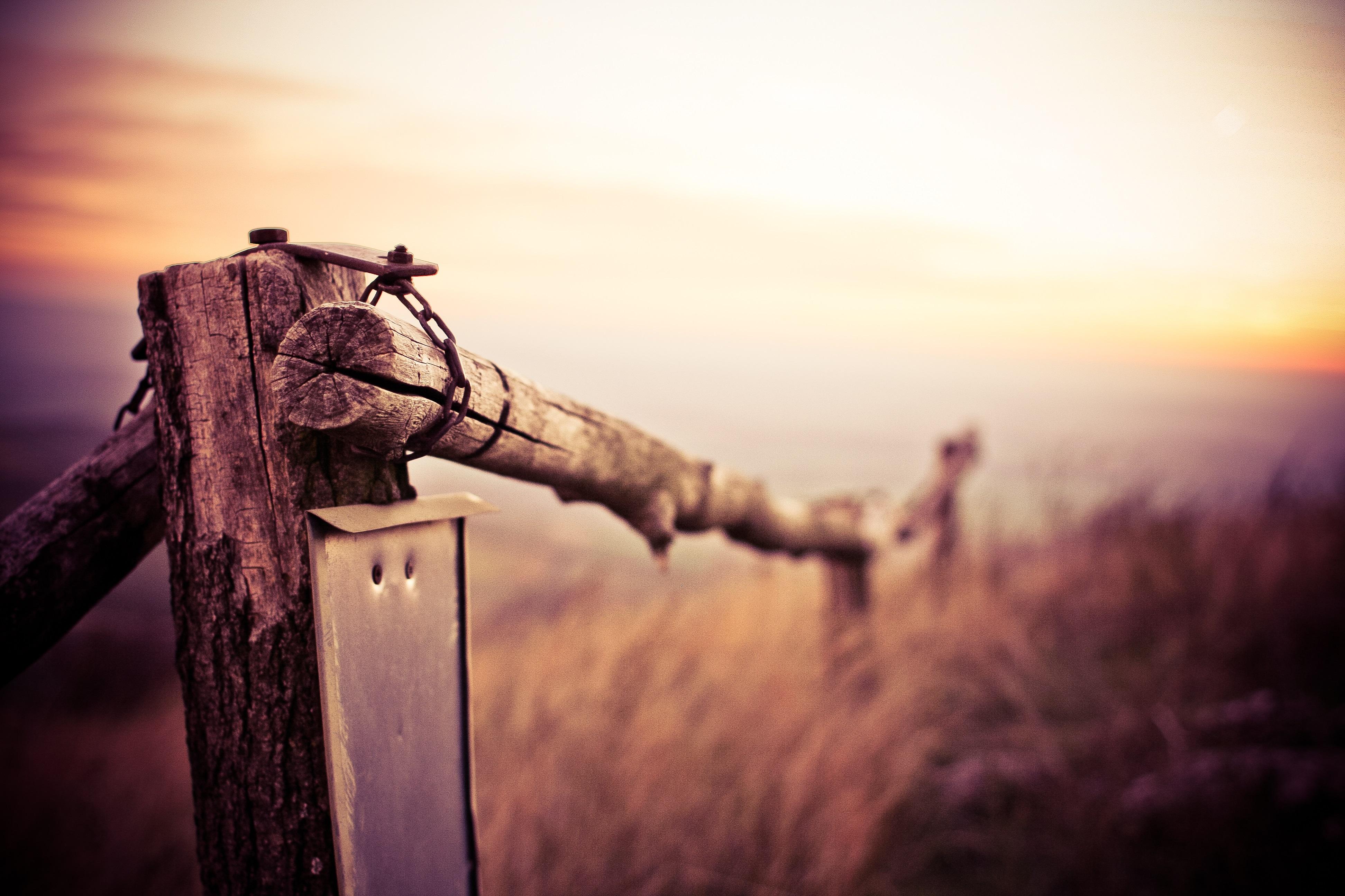 Wenn ein Zaun für Ärger sorgt