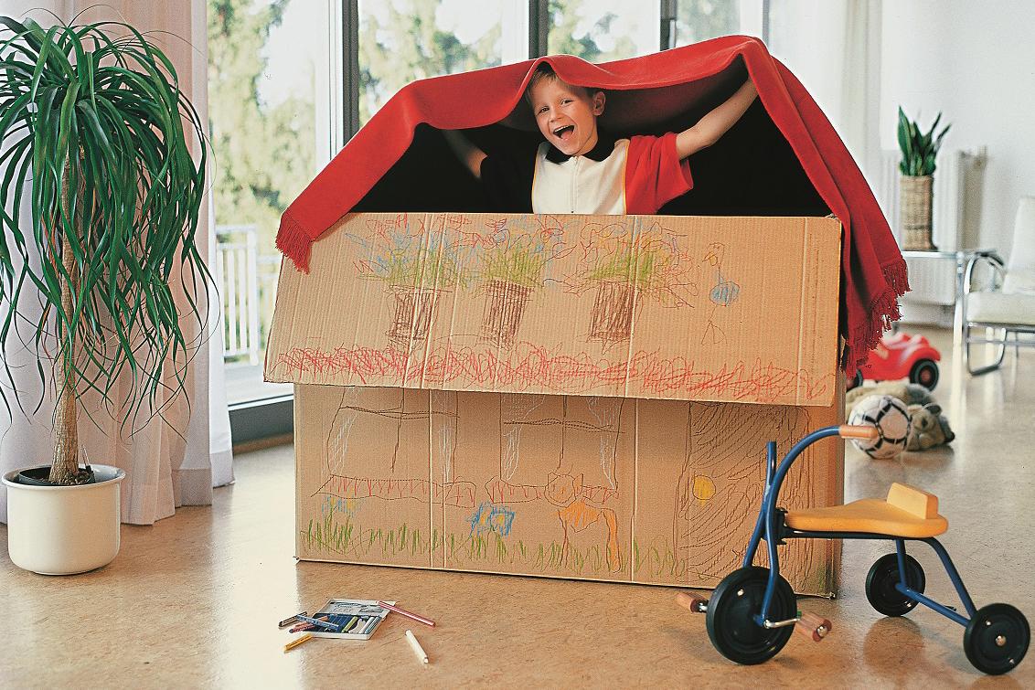 """Der """"Grundstein"""" für die eigenen vier Wände kann bereits in jungen Jahren gelegt werden"""