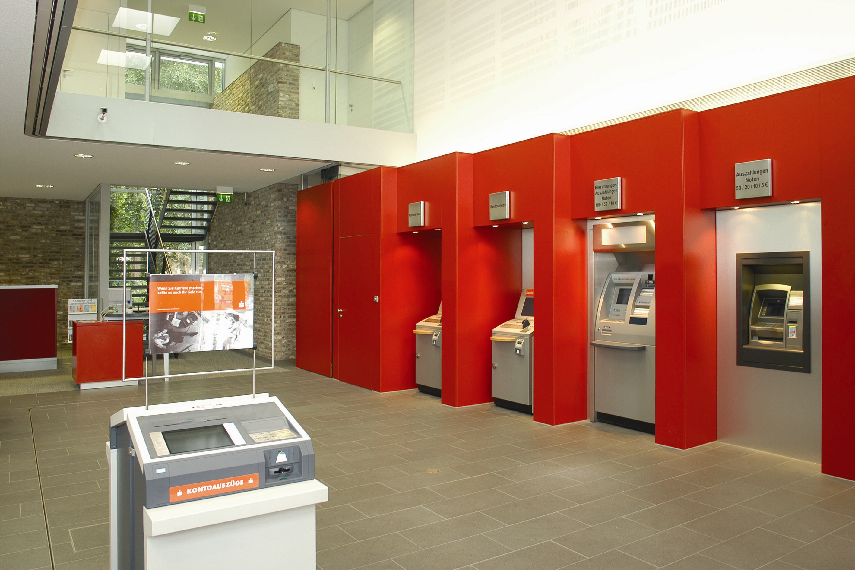 Kölner Bank Automaten