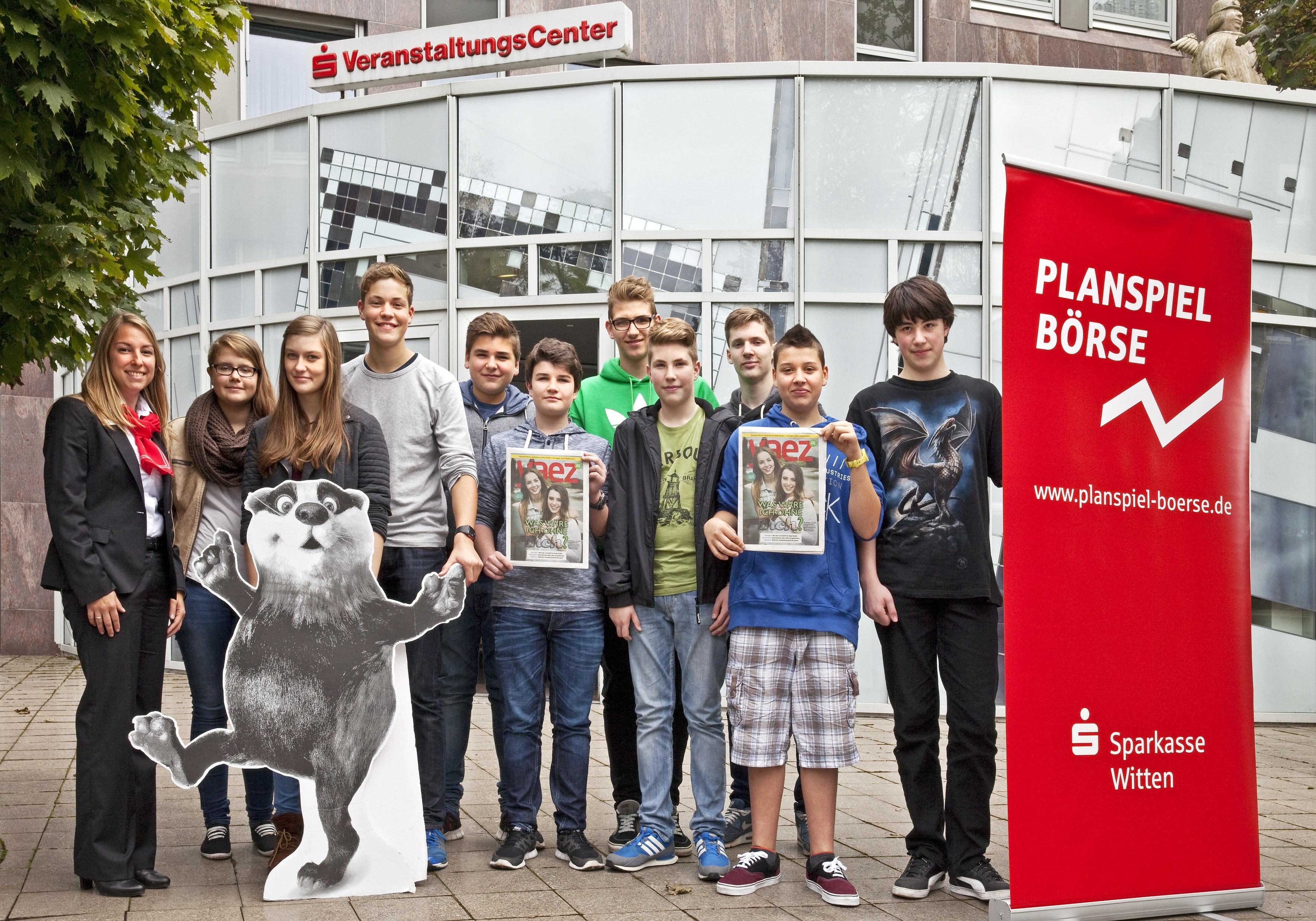 Planspiel Börse 2014