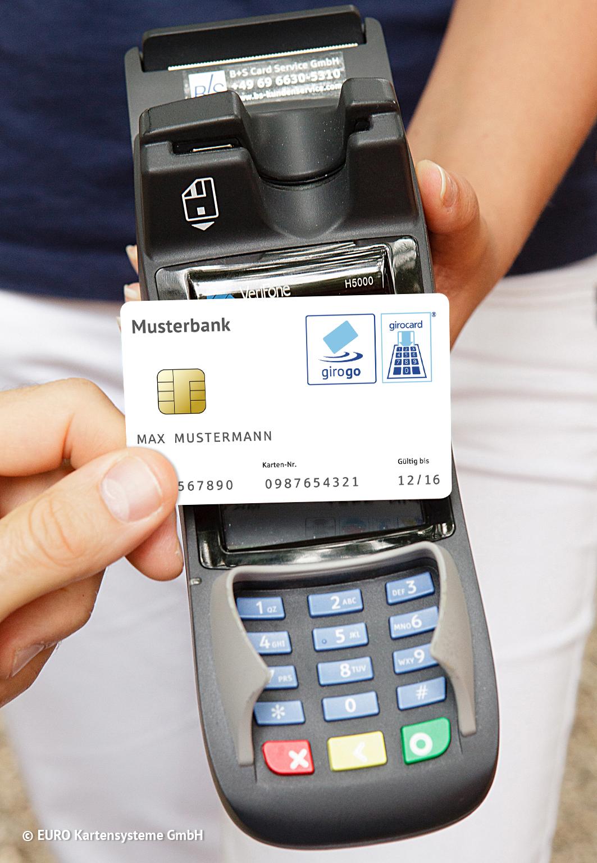Bargeldlose Bezahlsysteme