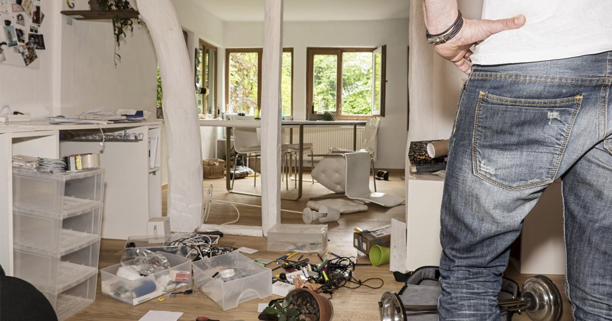 Nach einem einbruch was sollten sie m glichst schnell tun for Wohnung dekorieren hilfe