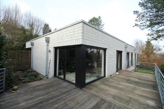 4,5-Zimmer- Eigentumswohnung mit Terrasse und Garage